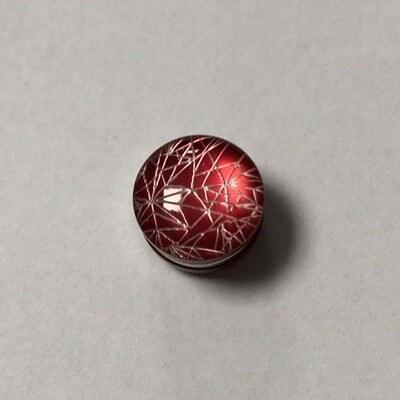 - Eşarp Mıknatısı Kırmızı/09552