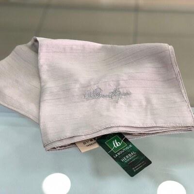 - La Boutique Bitkisel Yazlık Eşarp / Açık Vizon