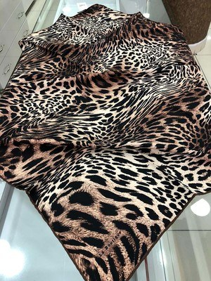 - La Boutique Polyester Twill Eşarp / 5018-12